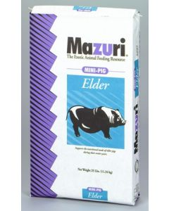 Mazuri Mini Pig Elder Small Animal 1X25LB