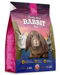 MARTIN'S Extruded Timothy Rabbit Food Small Animal 1X5KG