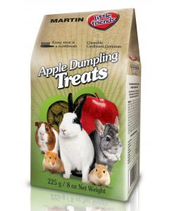 MARTIN'S Apple Dumpling Rabbit Treat Small Animal 1X8X225G