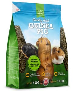 MARTIN'S Extruded Guinea Pig Timothy Small Animal 1X5KG