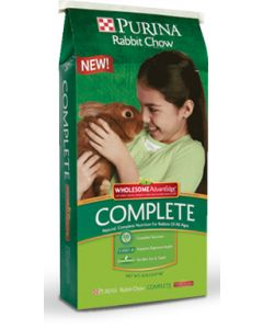 Purina Chow Complete Care Rabbit Small Animal 1X25KG