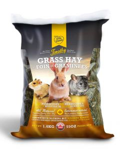 MARTIN'S Timothy Grass Hay Hand Packed Small Animal 1X1.6KG