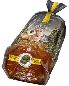 MARTIN'S Timothy Grass Hay Hand Packed Small Animal 1X1KG