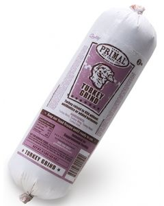 Primal Frozen Turkey Grind Dog 1X2LB